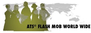 ATS Flash Mob pic