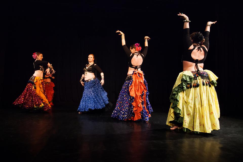tribal belly dance