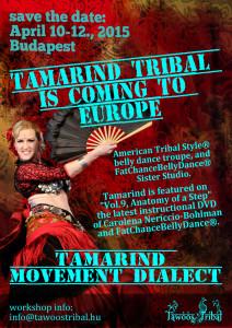 Tamarind Movement Dialect ATS workshop Europe